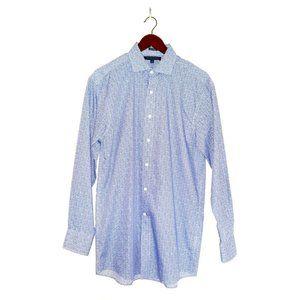 🔴 3/$40 - Tommy Hilfiger Patterned Dress Shirt
